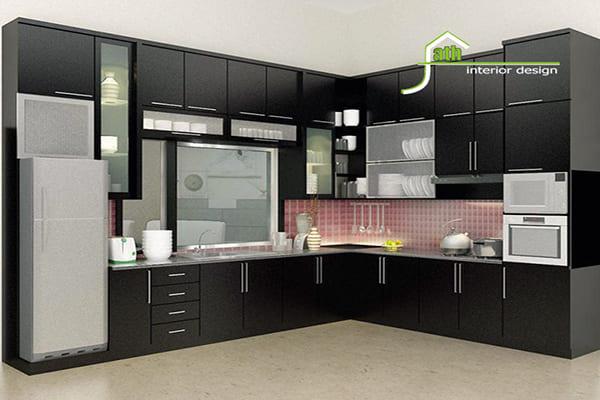 Pembuatan Kitchen Set Minimalis Semarang Fath Interior Semarang Design Interior Semarang